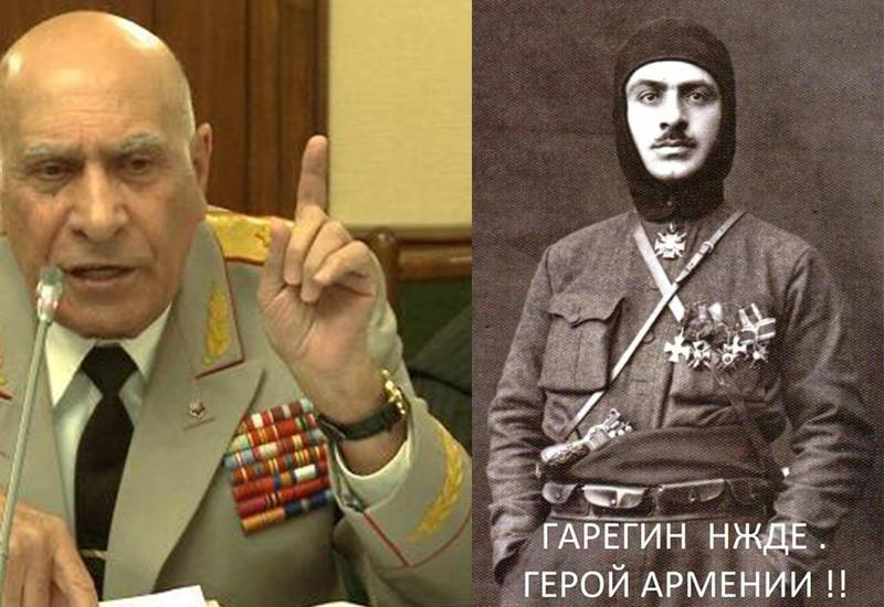 Российский генерал-армянин устроил скандал
