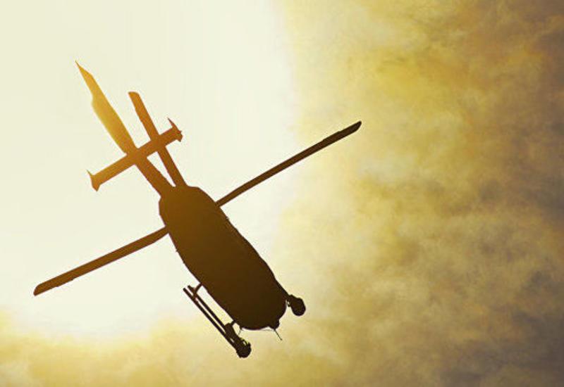 В Испании при крушении вертолета погибли два человека