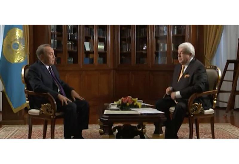 На канале «Россия-24» состоялся показ передачи Михаила Гусмана «Формула власти», посвященный 80-летию Нурсултана Назарбаева