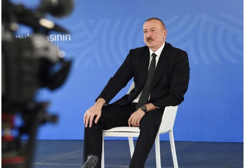 Президент Ильхам Алиев: Считаю, что мы и после пандемии будем успешно продолжать сотрудничество со Всемирной организацией здравоохранения