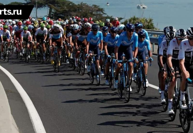 В Бельгии умер велогонщик во время первой гонки после перерыва из-за коронавируса