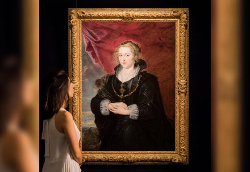 На Sotheby's под слоем пыли обнаружили шедевр Рубенса