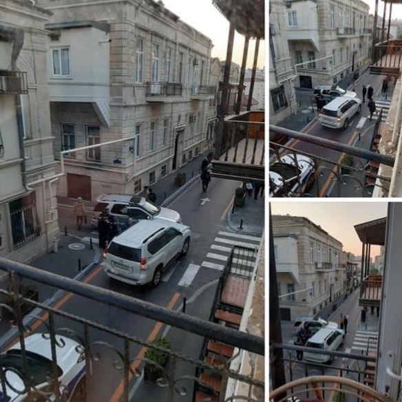 На проблемном автомобильном перекрестке в Баку приняты меры безопасности