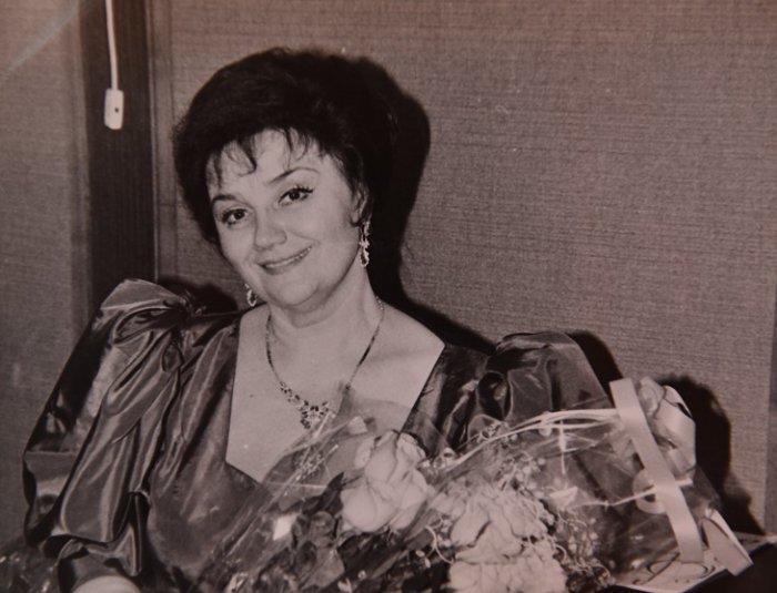 «Легенда сцены» Тамара Синявская отмечает день рождения