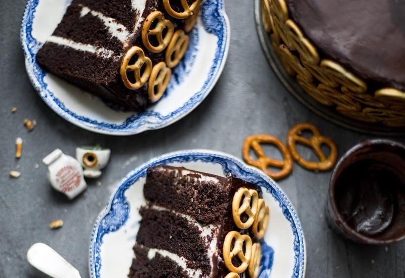 Волшебный торт «Гиннесс» Олеси Куприн