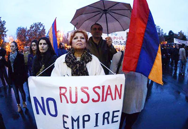 Пашинян официально отрекся от Москвы