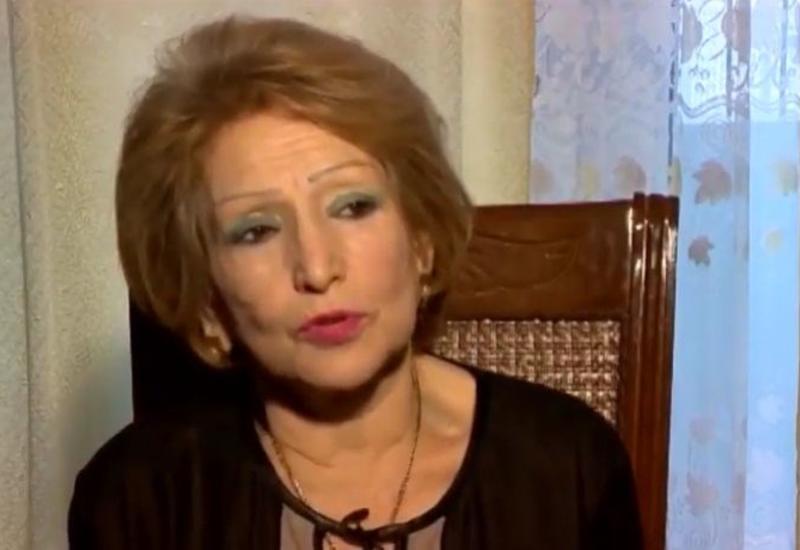 """Скончалась исполнительница песни """"Kəndimiz"""" из фильма """"Ögey ana"""""""