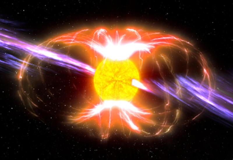 Обнаружен редкий аномальный космический феномен