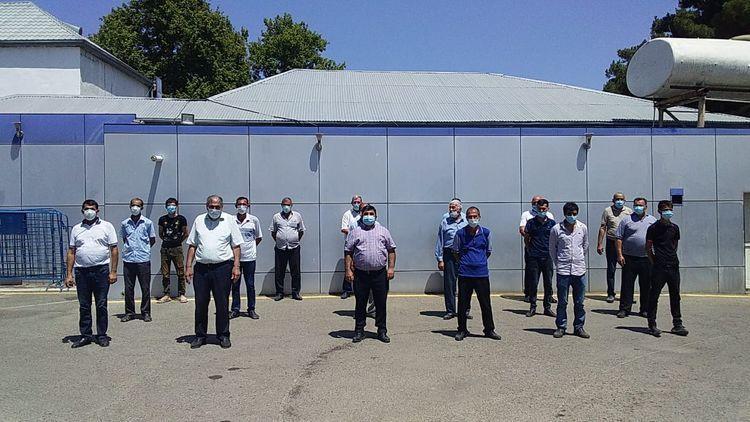 Оштрафованы 18 человек, участвовавших в поминках в Агсу