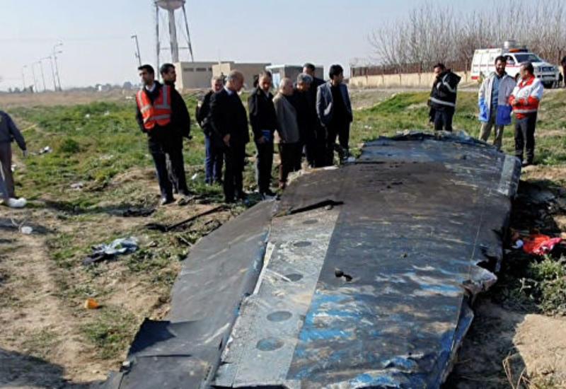 Иран назвал возможную дату переговоров с Украиной по сбитому Boeing