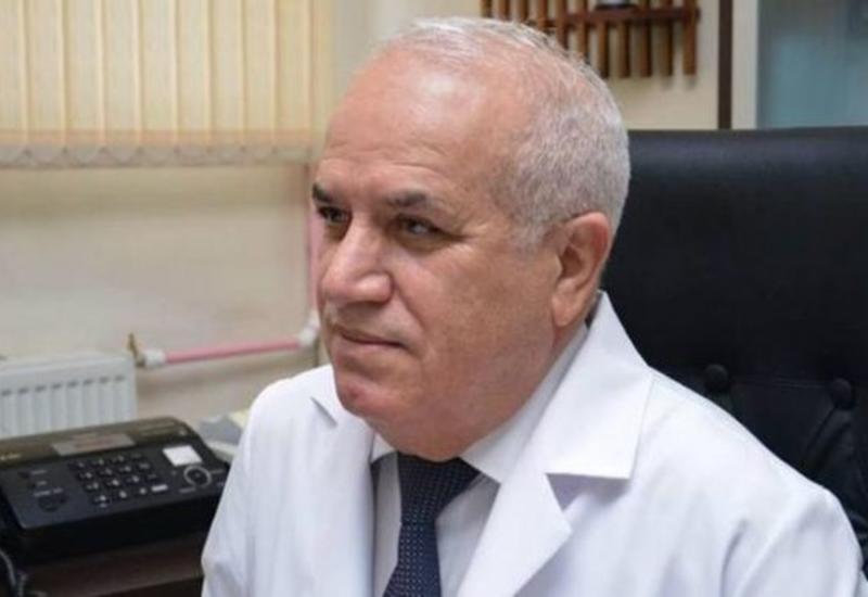 Главный эпидемиолог Азербайджана покинул должность