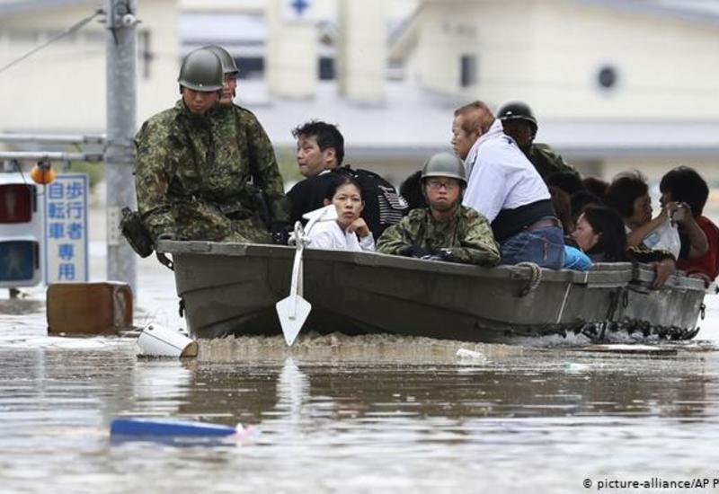 Более 2 млн японцев получили указание о срочной эвакуации