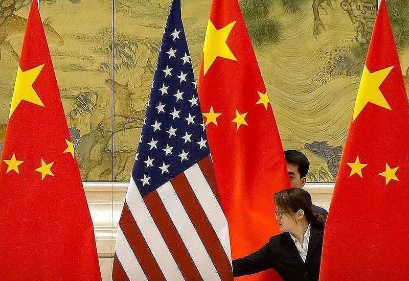 США вводят визовые санкции против китайских чиновников