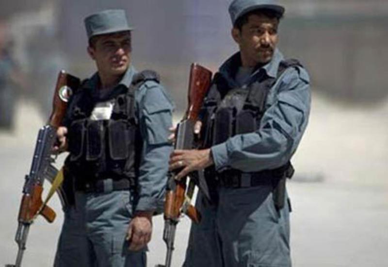 В Афганистане трое полицейских погибли при нападении на участок