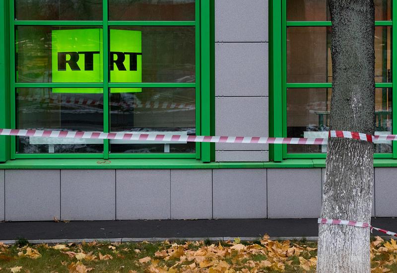 В Литве запретили трансляцию Russia Today