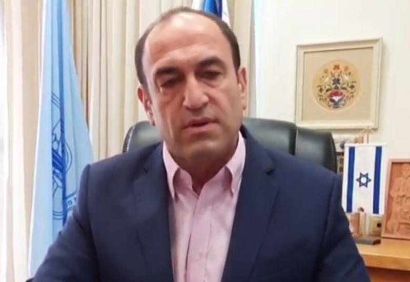 Бакинец - мэр израильского города, победившего коронавирус, дал рекомендации по борьбе с пандемией