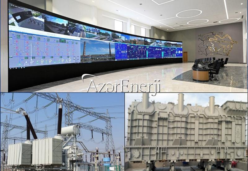 """""""Азерэнержи"""" реализует проект по компенсации реактивной мощности"""
