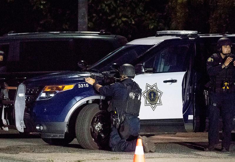 Cемь человек пострадали при стрельбе в Нью-Джерси