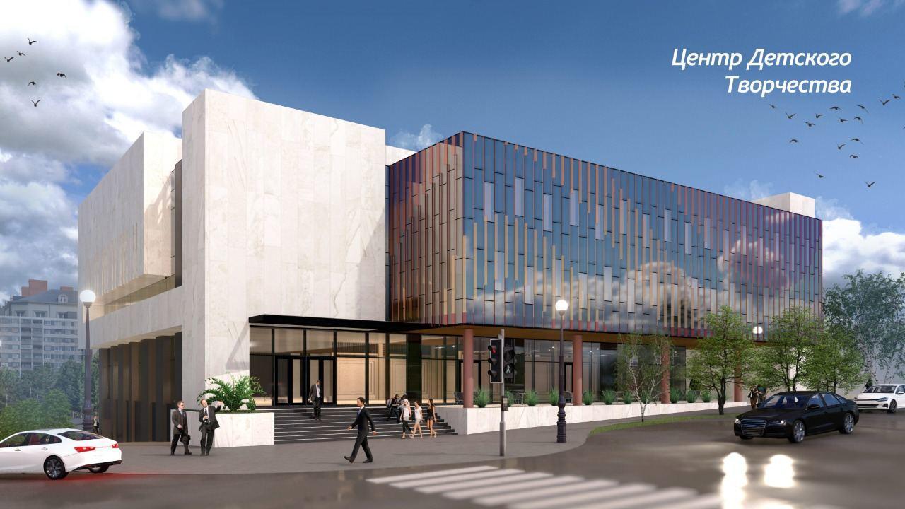 Начата реализация нового квартала Baku White City