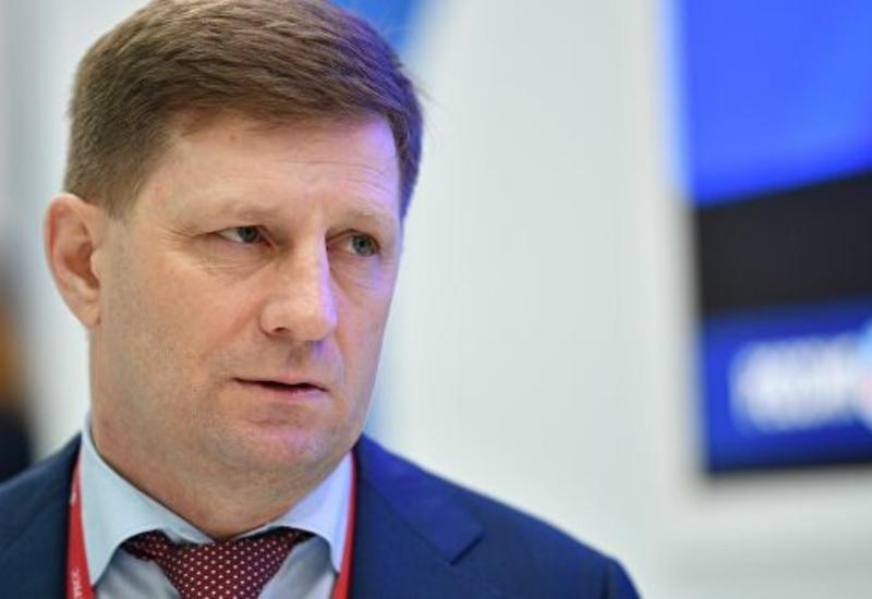 Арестованного губернатора Хабаровского края обвиняют еще в одном деле