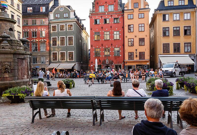 В Швеции число жертв коронавируса достигло 5,5 тысячи