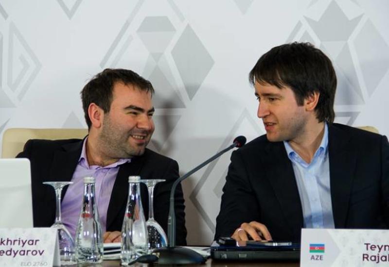 Шахрияр Мамедъяров и Теймур Раджабов сыграют за Азербайджан на онлайн-Олимпиаде