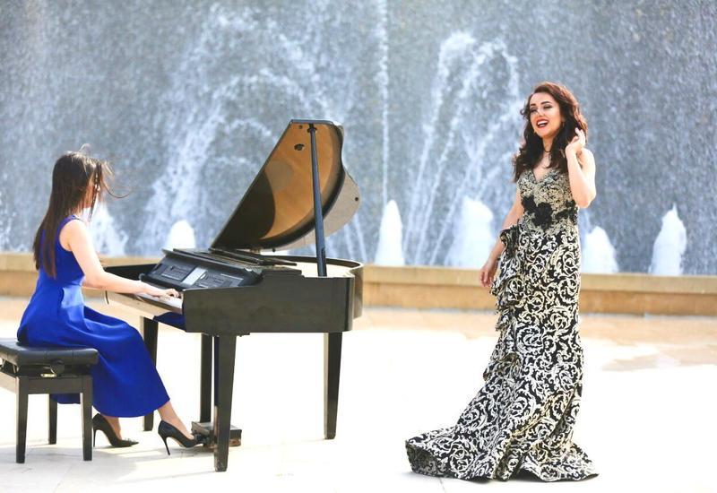 Заслуженная артистка Азербайджана Инара Бабаева открыла онлайн-школу
