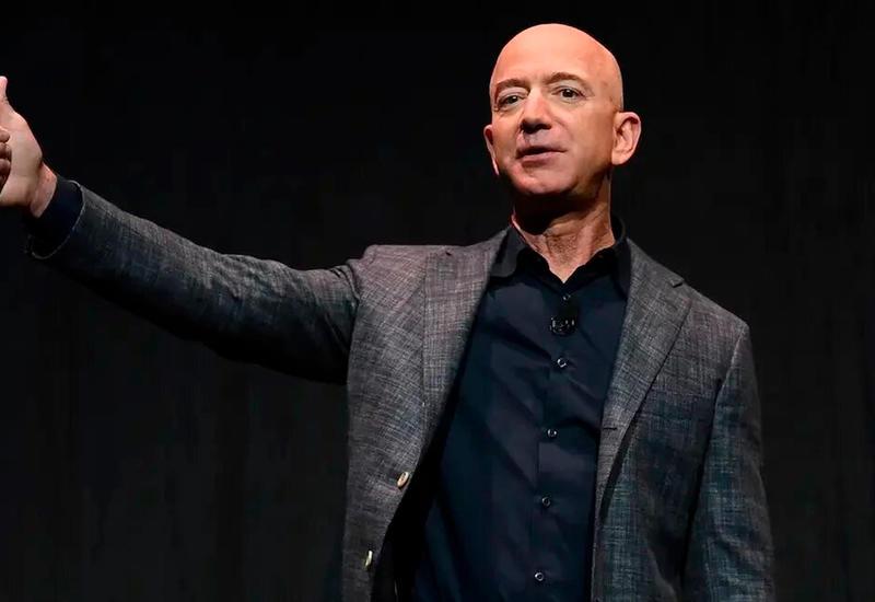 Состояние главы Amazon Безоса превысило рекордные $180 млрд