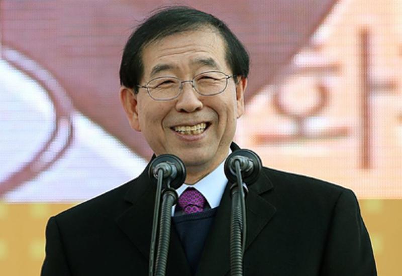Полиция опровергла сообщения о смерти мэра Сеула
