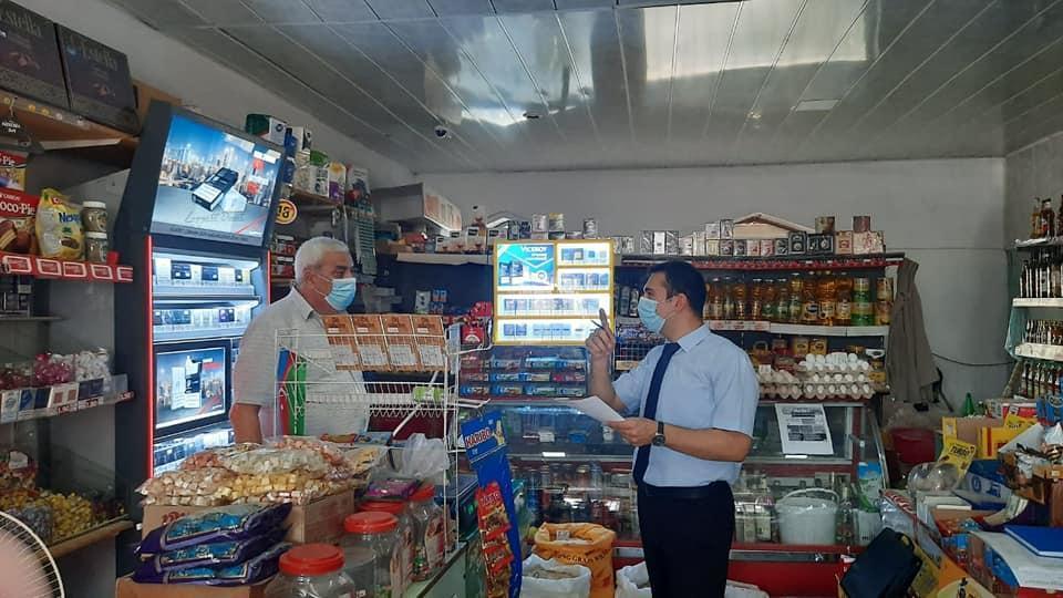 В Азербайджане выявлены нарушения на 84 объектах