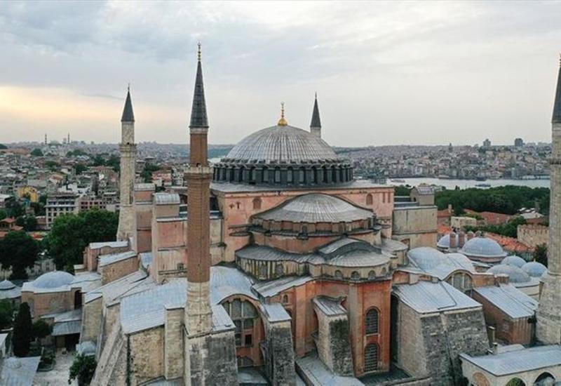 Эрдоган утвердил решение суда о превращении Собора Святой Софии из музея в мечеть