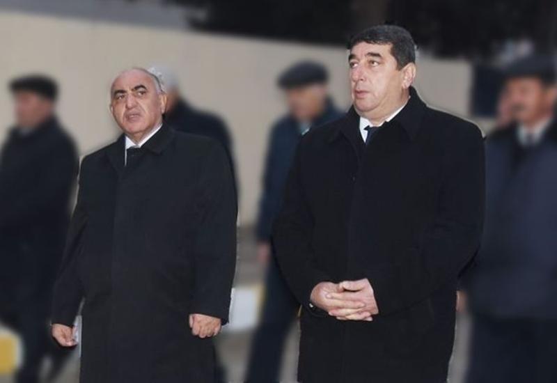 Продлен срок ареста экс-главы ИВ Агстафы и его заместителя