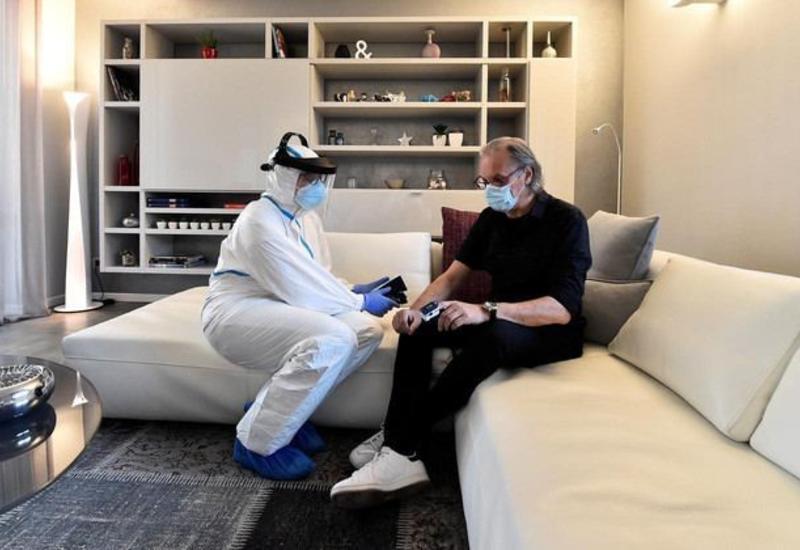 Названо число больных с коронавирусом, проходящих лечение в домашних условиях
