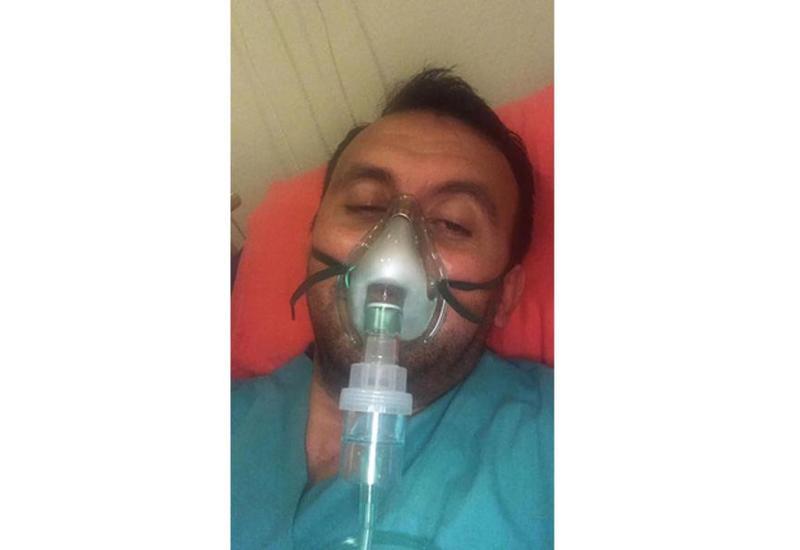 Лечение заразившегося коронавирусом врача Эльнура Абдуллы под контролем государства