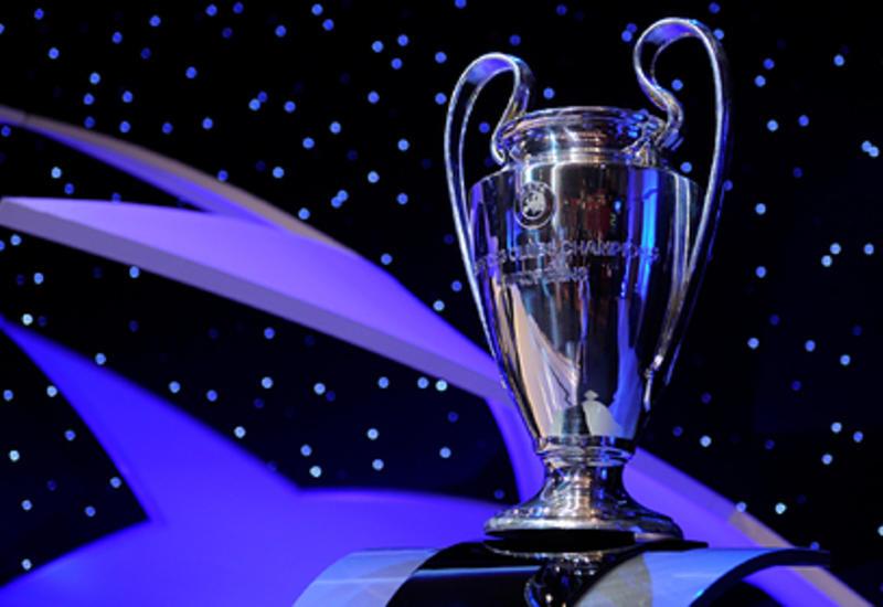 Стали известны пары 1/4 финала и финальная сетка Лиги чемпионов