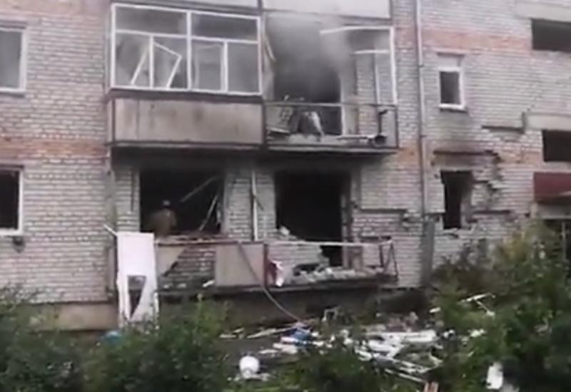 В России произошел взрыв газа в жилом доме