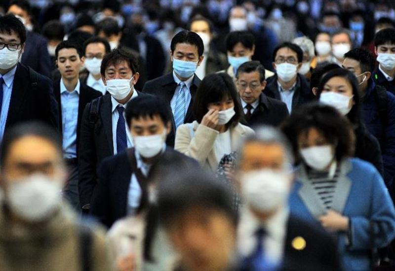 Токио обновил рекорд по приросту новых случаев заражения коронавирусом