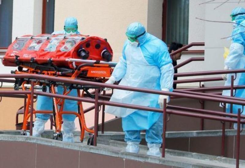 В ВОЗ оценили уровень заболеваемости COVID-19 в России