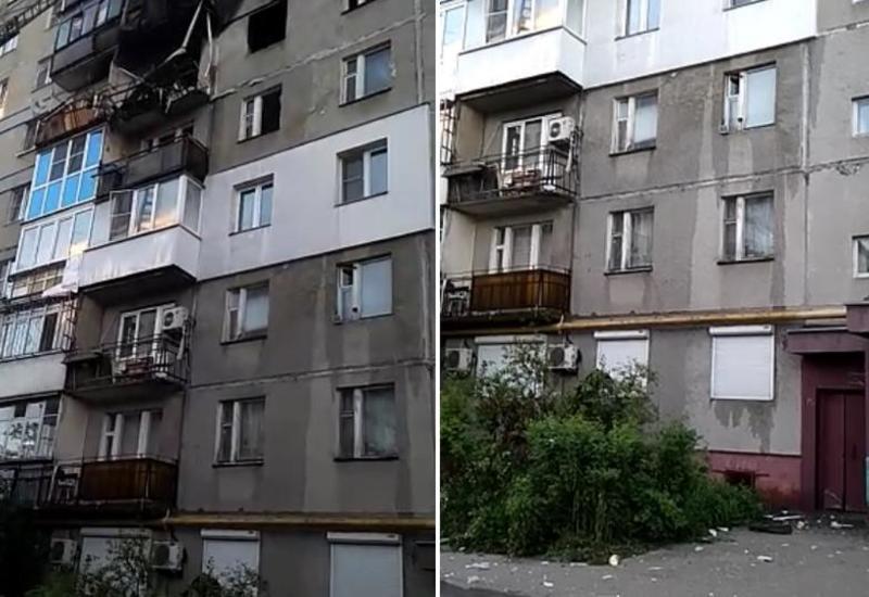 При взрыве газа в Нижнем Новгороде пострадали пять человек