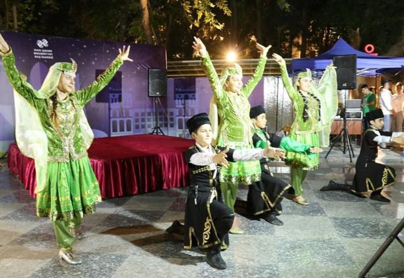 Успешное выступление азербайджанских солистов на Международном фестивале-конкурсе