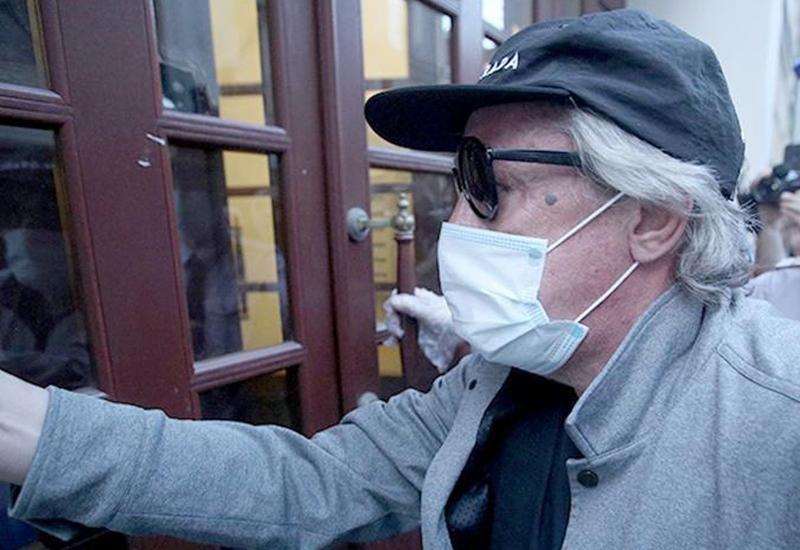 Ефремов считает, что будет сидеть в тюрьме восемь лет