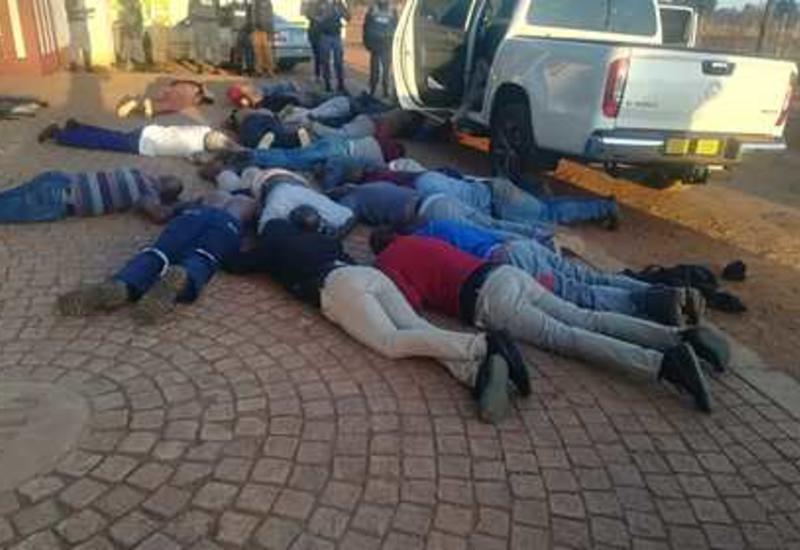 В ЮАР в церкви произошел захват заложников