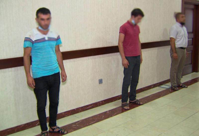 Арестованы пытавшиеся проехать в район грунтовыми дорогами