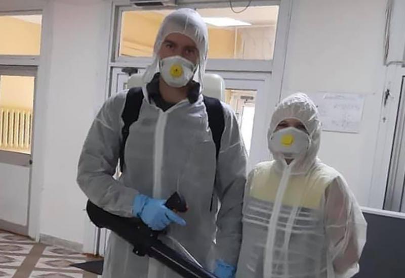 В общежитии университета в Киеве выявили вспышку COVID-19