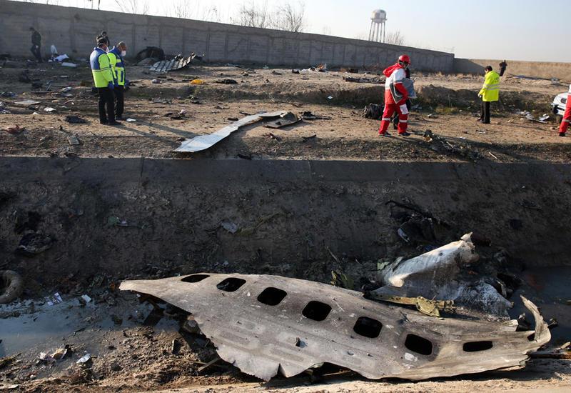 В Иране назвали главную причину трагедии со сбитым украинским самолетом