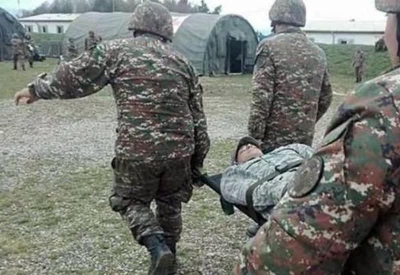 Ликвидирован командир армянского батальона