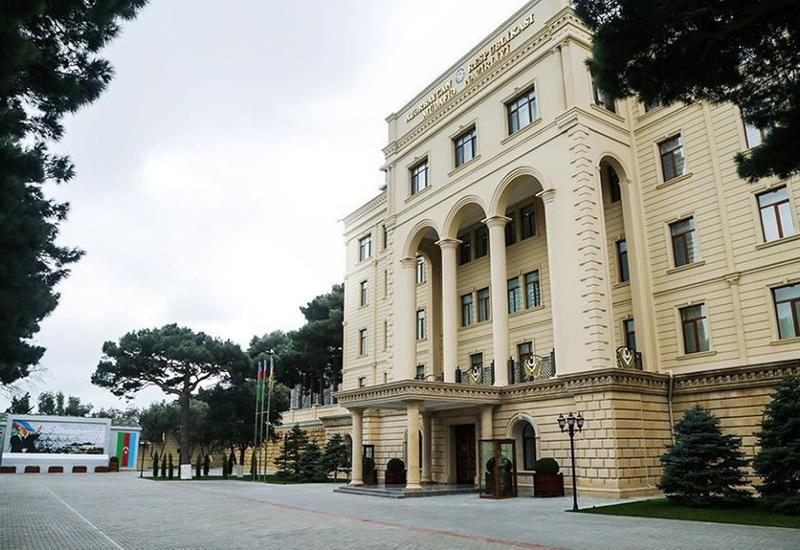 Müdafiə Nazirliyi: Azərbaycan tərəfi mülki əhalini, mülki yaşayış məntəqələrini atəşə tutmur