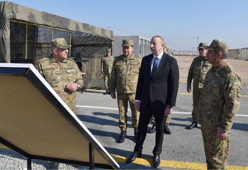 Политический и военный успех Президента Ильхама Алиева