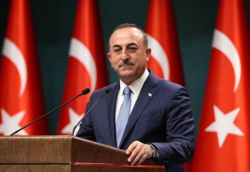 Мевлут Чавушоглу: Пусть Армения образумится, мы с Азербайджаном