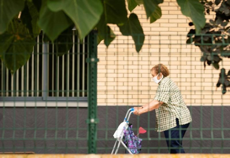 В Каталонии введен жесткий карантин